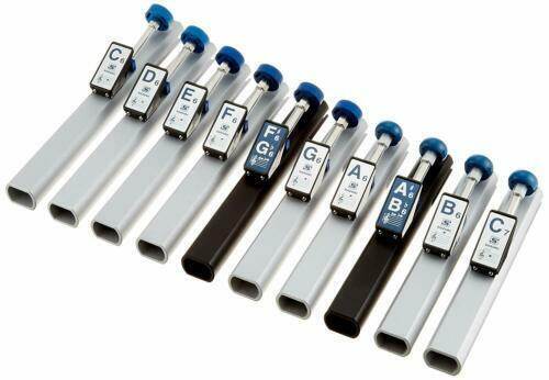 SUZUKI Tone chime Handbell 10 Sound Musical instrument HB-100 JAPAN NEW F/S