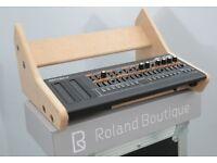 Roland JU-06 Boutique, new in box. Juno. Plus wooden tier stand