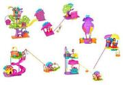 Polly Pocket Wall Party