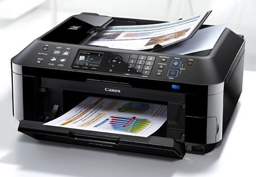 Canon MX426 PIXMA Fax-All-in-One WiFi Network Printer Scanner Fax