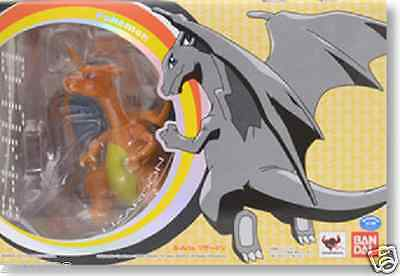 New Bandai D-Arts Pokemon Lizardon From Japan for sale  Shipping to United States