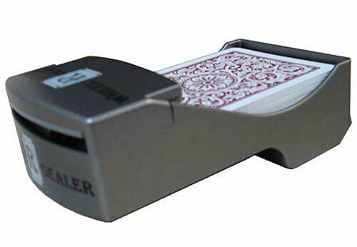 WHEEL-R-DEALER AUTOMATIC CARD DEALER POKER HAND OPERATED