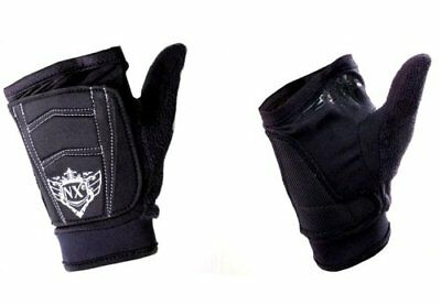 Altitude Glove (NXe Elevation Free Flow Gauntlet Paintball Fingerless Tournament Gloves - Small )