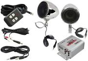 ATV Sound System