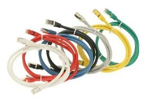 RJ45 CAT5e and CAT6e Premium Networking Ethernet Straight Cable