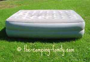 NEW QUEEN Size Air Bed with Outdoor Compatible Windsor Region Ontario image 2
