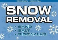 HG Snow Removal Services