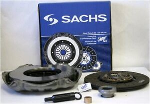 KF585-01 Sachs Clutch. 1974-77 Mazda B1300 Truck with 1.3L Eng.