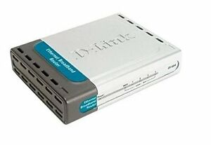 D-Link Ethernet Broadband Router