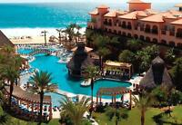 Save $1500- Los Cabos/Cancun Mexico All Inclusive Vacations
