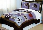 Sports Twin Bedding