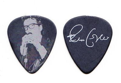 Elvis Costello Signature Photo Guitar Pick #3 - 2014