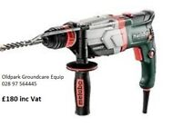 NEW - METABO SBE 850-2 IMPACT DRILL, 3 YEAR WARRANTY INCLUDED, DRUMANESS, BALLYNAHINCH