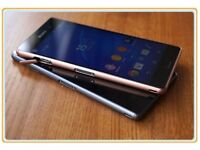 Sony Xperia Z3 COMPACT - 16GB - Unlocked smartphone