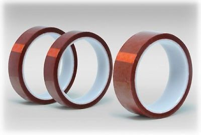 Tekline Gold Kapton Tape Polyimide High Temperature 14 X 36yds 10 Rolls