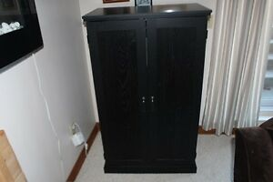 Computer Armoire / w light $35.00