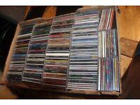 250 CD SINGLES JOBLOT / BUNDLE