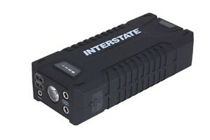 Interstate Charge & Go Booster Pack + Charger