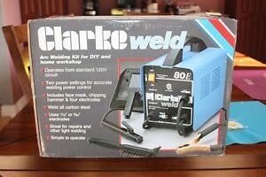 Clarke Weld Home welder Kingston Kingston Area image 1