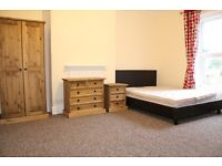 Large Double Room Inclusive of Water/Gas & Council Tax