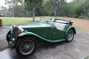 1949 M.G. Other Convertible Roleystone Armadale Area Preview