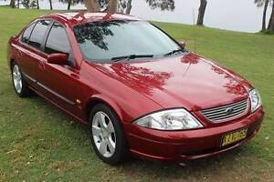 2001 Ford Falcon AU sedan. 113000km, Factory LPG. Immaculate cond Bonnells Bay Lake Macquarie Area Preview