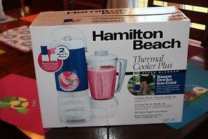 H B Cooler/Blender $30.00