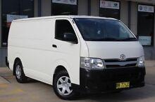 FROM $86 P/WEEK ON FINANCE* 2011 Toyota Hiace Van/Minivan Blacktown Blacktown Area Preview