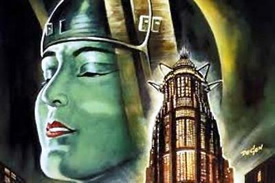 UfA Universum Film AG Berlin historische Aktie 1929 RTL Kino Alfred Hugenberg y