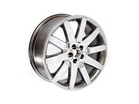 "ROVER 75 MGZT V8 APEX 7.5"" x 18"" ALLOY WHEELS IN SHADOW CHROME"