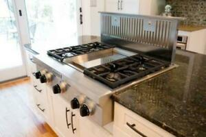 48 KitchenAid Gas Cooktop, 20 000 BTU, Stainless, Showroom