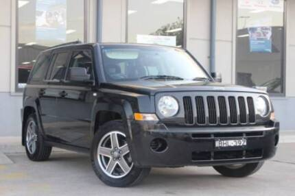 From $76p/w ON FINANCE* 2008 Jeep Patriot Wagon Blacktown Blacktown Area Preview