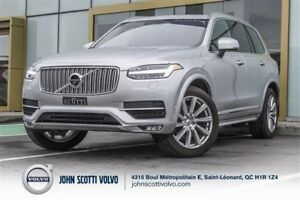 2016 Volvo XC90 T6  AWD INSCRIPTION*BRAND NEW * CERTIFIEE