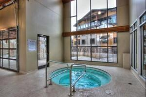 Want to trade our Kelowna Condo for your Banff/Canmore Condo
