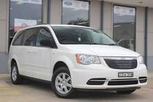 From Only $107 P//Week On Finance* 2011 Chrysler Grand Voyager Blacktown Blacktown Area Preview