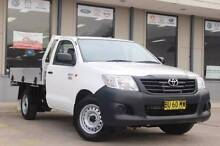 FROM $71 P/WEEK ON FINANCE* 2013 Toyota Hilux Ute Blacktown Blacktown Area Preview