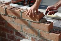 BRICKLAYERS / LABOURS