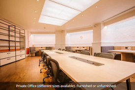 Creative Co-Working Desk Space & PRIVATE Units for Rent | Farringdon Building EC1 2-79 people