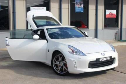 From Only $173 Per Week on Finance* 2012 Nissan 370Z Coupe Blacktown Blacktown Area Preview
