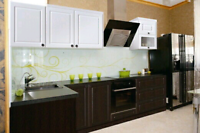 Top class Kitchen cabinets refinishing, Painting