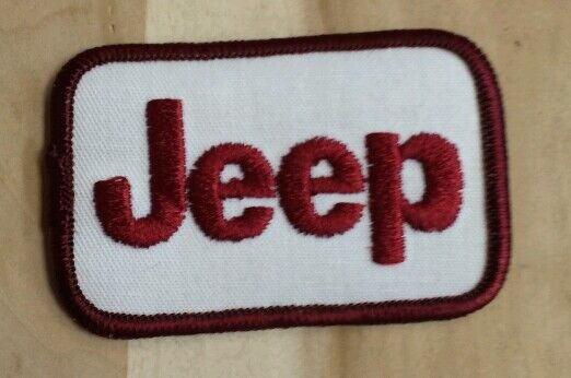 New!! Jeep Patch