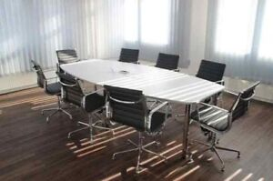 Furniture wholesale VIP-Brand New Custom Boardroom Tables