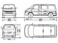 Plymouth man and van