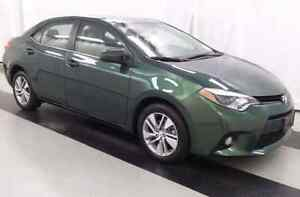 2015 Toyota Corolla LE - Warranty 2020 , clear title, SAFETIED