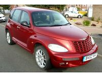 A unique PT Cruiser - Low Mileage - One owner from new!