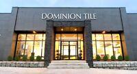 DOMINION TILE - WAREHOUSE CLEARANCE