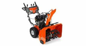 NEW HUSQVARNA ST227P SNOWBLOWER IN STOCK AT