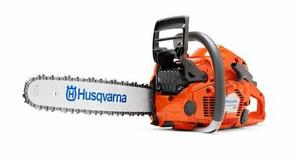 DSR IN STORE SPECIAL CALL OR EMAIL FOR DETAILS!HUSQVARNA 545 PRO