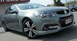 2015 Holden Commodore VF MY15 SV6 Storm Grey 6 Speed Sports Automatic Sedan Caboolture Caboolture Area Preview