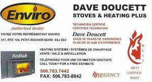 STOVES and HEATHING SYSTEMS